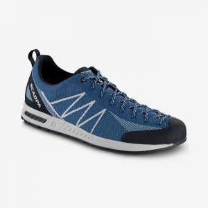 Blue Navy - Light Gray